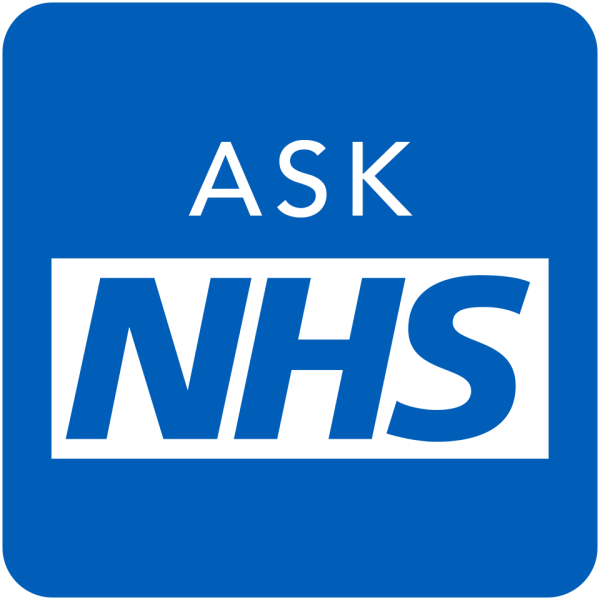 Ask Nhs App logo